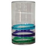 vaso agua 3 bandas