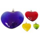 tamaños de corazones