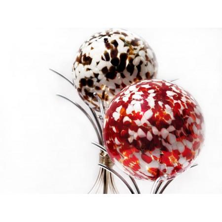 esferas 12cm pintas